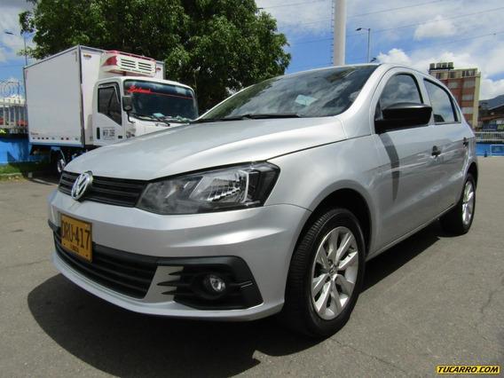 Volkswagen Gol Confortline Mt 1.6 Aa 2ab Abs