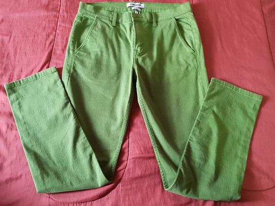 Quiksilver Pantalon Slaker Cactus Green
