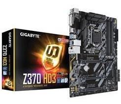 Placa Mae Gigabyte Z370 Atx (1151) Ddr4 8a Ger Intel Optane