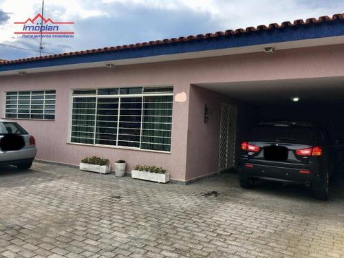 Imagem 1 de 30 de Casa À Venda, 270 M² Por R$ 1.800.000,00 - Centro - Atibaia/sp - Ca4276