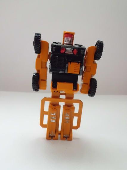 Transformers Antigo Raro Da Década De 80