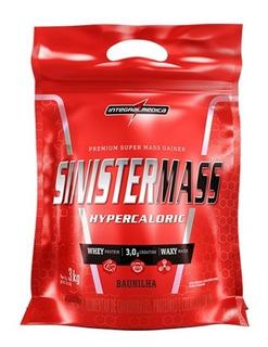 Sinister Mass 3kg - Integralmédica