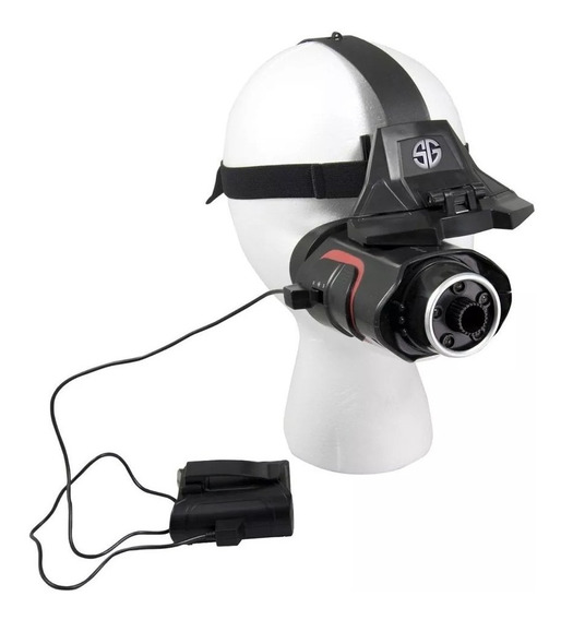 Spy Gear Monoclo Visao Norturna Infravermelho