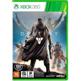 Destiny Xbox 360 Original Midia Fisica Lacrado Em Português