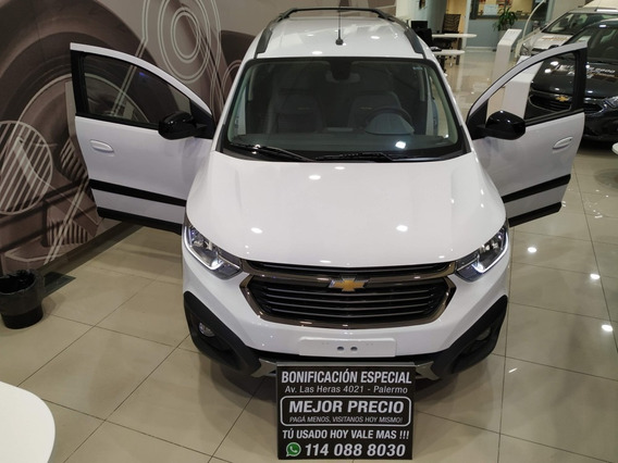 Chevrolet Spin 1.8 Activ Ltz 7as At 105cv Liquidacion #p3