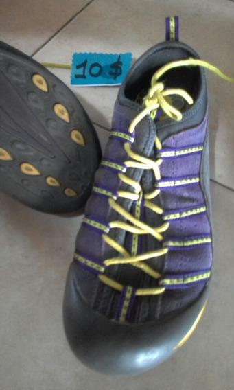 Zapatos Deportivos Para Dama Marca Rs21 Talla 37 Usados.!!!!
