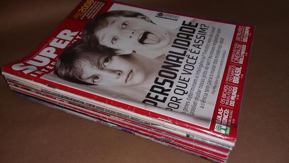 Lote 11 Revistas Superinteressante - Físicas (papel)