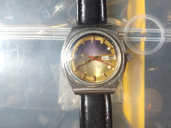 Relógio Suíço Automático Máquina Eta 2879 Perfeito