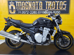 Suzuki Bandit 1250 N - Preta - 2011 Km 14 700 - 98604 4350
