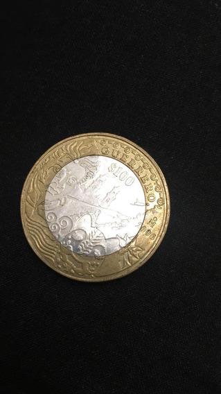 Monedas Bimetalicas De 100 Pesos Primera Y Segunda Fase
