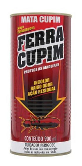 Cupinicida Ferra Cupim Liquido 900 Ml - Nobel