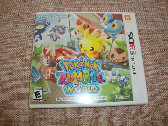 Pokemon Rumble World Completo Para Nintendo 3ds
