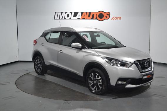Nissan Kicks 1.6 Sense M/t 2018 -imolaautos