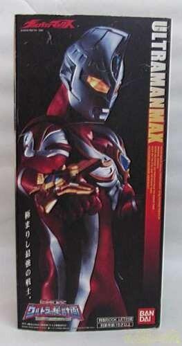 Bandai Ultraman Max 35cm Eletrônico Lacrado