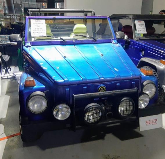 Coche Clásico Volkswagen Safari 181, 1975