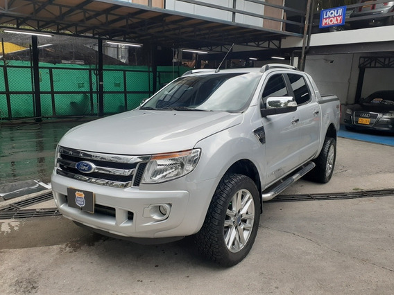 Ford Ranger Limited 3200 Diesel