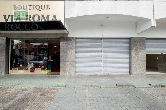 Loja Comercial No Centro De São José Dos Pinhais - Lo0036