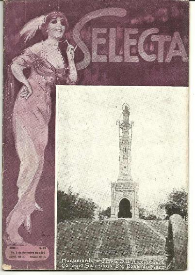 Revista Selecta-rio De Janeiro-a. I, N.23, 3.11.1915