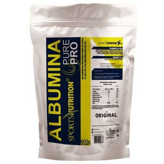 Albumina Pura 600g - Pure Pro - Sports Nutrition