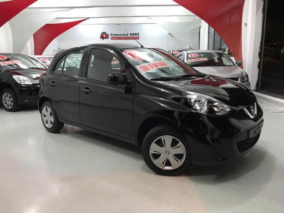 Nissan March S 1.0 12v Flex Mec 2019