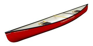 Canoa Canadense 17 Pés (5,2 Metros) Melhor Do Brasil