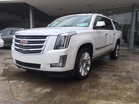 Cadillac Escalade Esv Platinum 2017 8 Cil. 6.2 Lts.