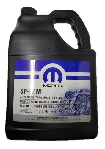 Aceite Atf Sp-iv 3.8l Original Mopar Jeep Patriot 2014-2017