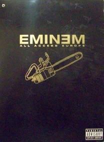 Eminem All Access Europe Dvd Original