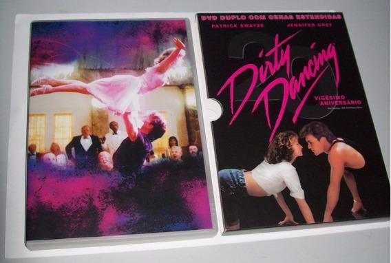 Dvd Dirty Dancin Vigésimo Aniversário Patrick Swayze