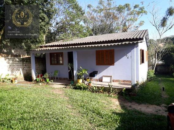 Ótimo Imóvel Com Duas Casas.... - Ca0532