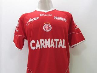 Camisa América De Natal Jogo Kanxa Oficial Promoção