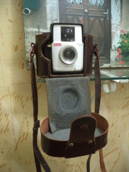 Maquina Fotografica Antiga Analogica Kodak Rio 400 C/case
