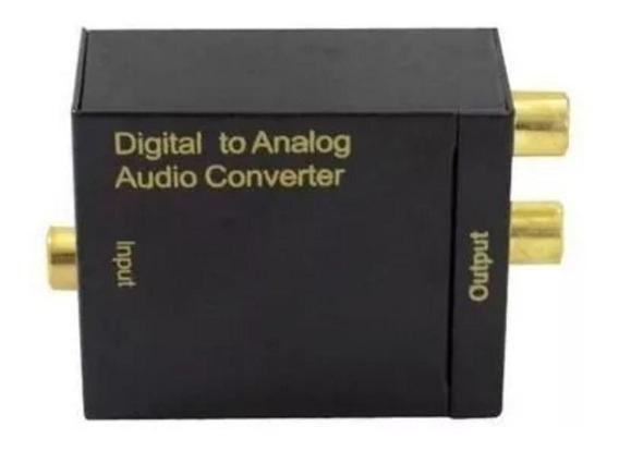 Conversor De Áudio Digital Para Analógico - Saída Rca