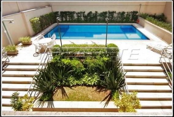 Flat Em Jardim Paulista - São Paulo, Sp - 281236