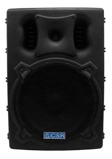 Caixa Ativa 300w C/ Usb/bluetooth - Csr 4000 A Usb Bt