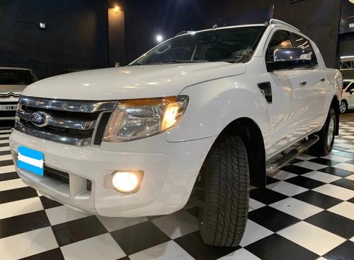 Ford Ranger 3.2 Cd 4x4 Limited Tdci 200cv 2012