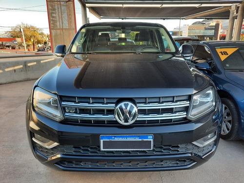 Volkswagen Amarok 30td 4x4 Dc V6 At