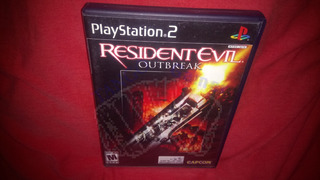 Resident Evil Outbreak / Playstation 2 (ps2)