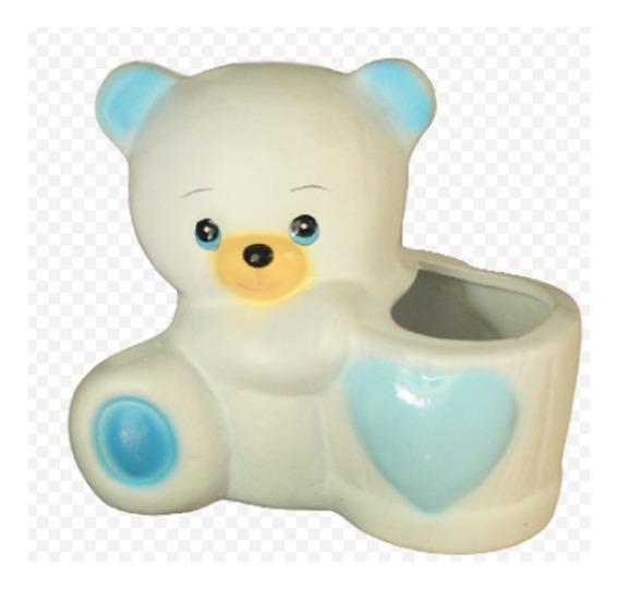 10 Centro De Mesa Baby Shower Bautizo Presentación Osito