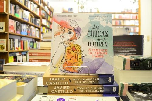 Las Chicas Van Donde Quieren. Irene Civico Y Sergio Parra.