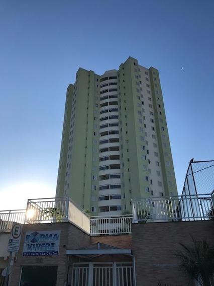 Lindo Apartamento De 71m² Decorado E Mobiliado - Pq Jaçatuba