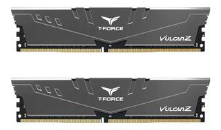 T-force Memoria Ram (2x 8gb) 3200 Mhz Pc Escritorio