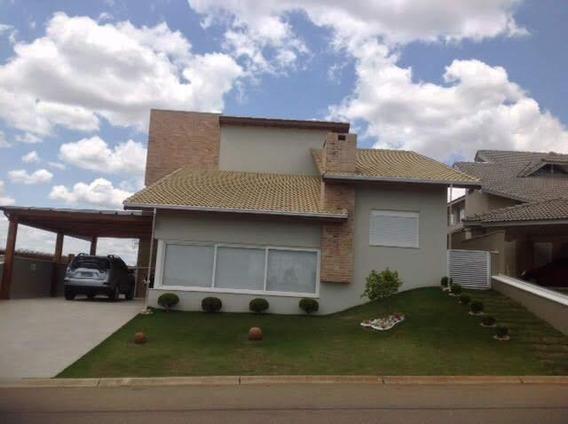 Casa Em Condomínio Para Venda Em Bragança Paulista, Terras De Santa Cruz, 4 Dormitórios, 4 Suítes, 6 Banheiros, 2 Vagas - 5951