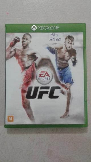 Ufc Xbox One Mídia Física