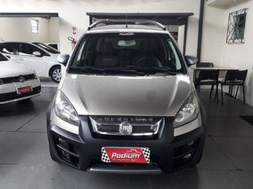 Fiat Idea Adventure 1.8 Flex Dualogic | Completa