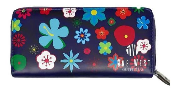 Billetera De Mujer Diferentes Diseños /678-3 X3 Unidades
