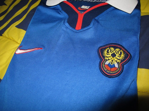 Camiseta Rusia Alternativa 1997 Nike