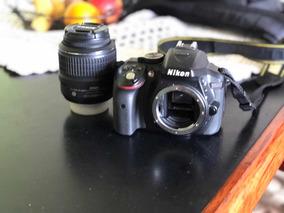 Nikon D5300 + Duas Lentes