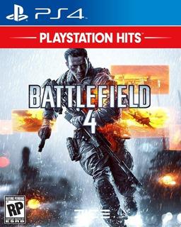 Battlefield 4 Ps4 - Juego Fisico