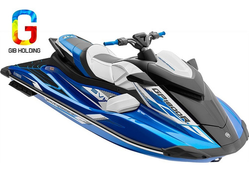 Yamaha  Gp Svho 270 Hp